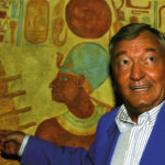 "Erich Von Daniken And His Ancient Astronaut Theory In ""Chariots Of The Gods"""