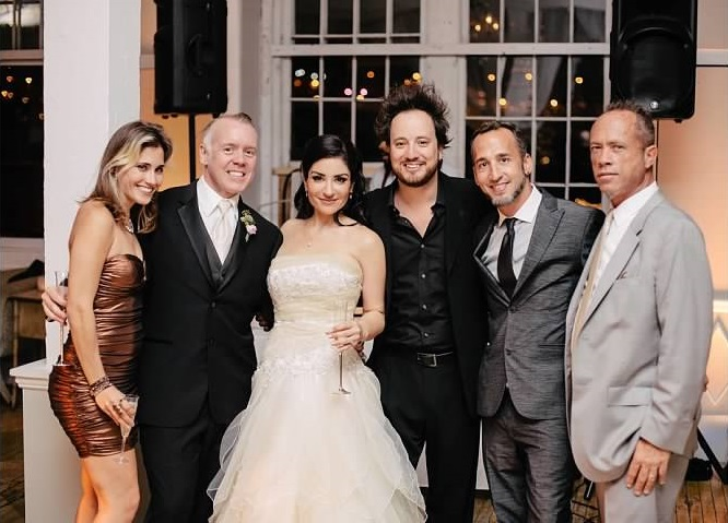 Giorgio A. Tsoukalos married
