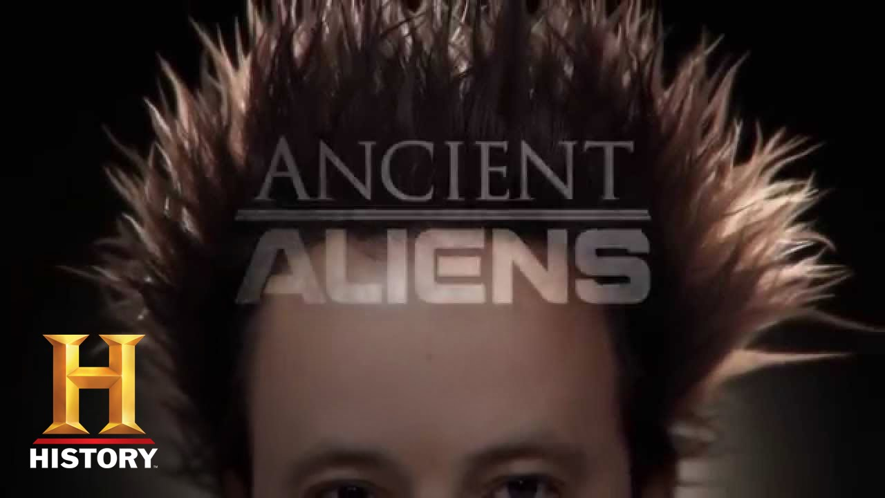 If You Have Managed To See Even One Episode Of The Much Talked About Show Ancient Aliens On History TV Would Know Who Giorgio A Tsoukalos Is