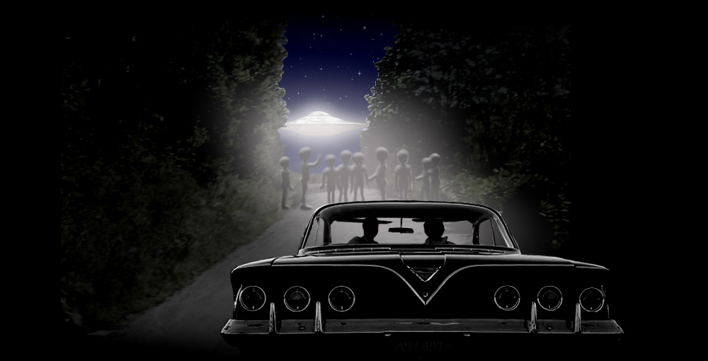 Top 5 Alien Things Learning From The Betty And Barney Hill Abduction