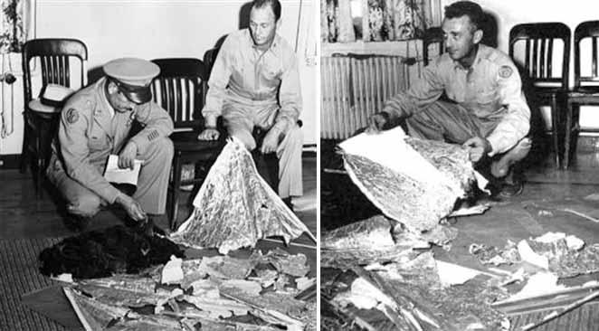 Какую правду прикрыли военные США после крушения НЛО в Розуэлле в 1947 году.