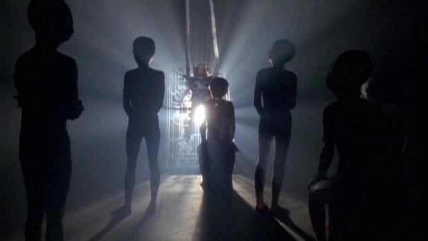Истории женщин, зачавших от инопланетян 1