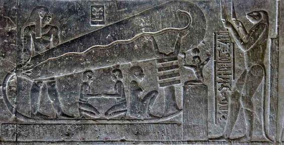 Templo de Dendera en Egipto antiguos extraterrestres