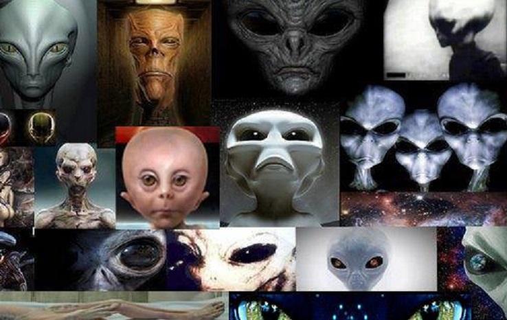 Alien Body Found On Earth