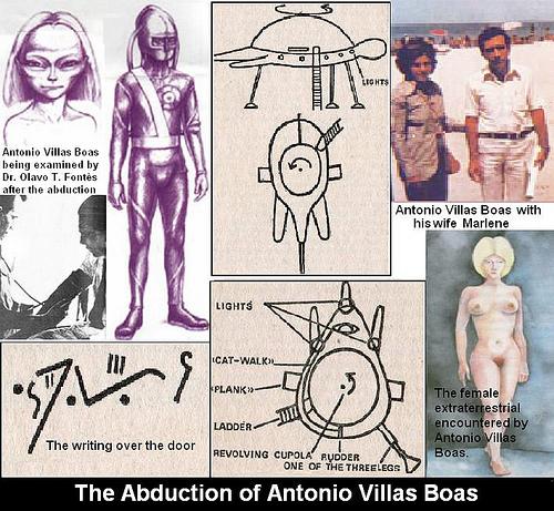 История похищения фермера Антонио Вилласа Боаса.