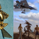 "Amazing ""Ancient Golden Plane"" Proves that Ancient Alien High Technology Existed"